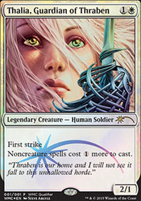 Thalia, Guardian of Thraben - Miscellaneous Promos