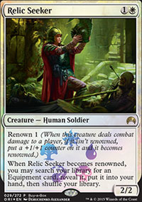 Relic Seeker - Miscellaneous Promos