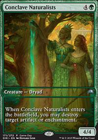 Conclave Naturalists - Miscellaneous Promos