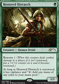 Honored Hierarch - Miscellaneous Promos