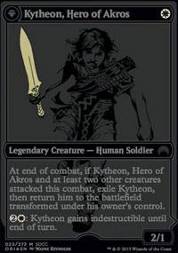 Kytheon, Hero of Akros - Miscellaneous Promos