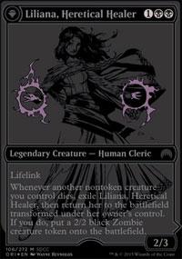 Liliana, Heretical Healer - Miscellaneous Promos