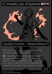 Chandra, Fire of Kaladesh - Miscellaneous Promos