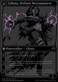 Liliana, Defiant Necromancer - Miscellaneous Promos