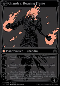 Chandra, Roaring Flame - Miscellaneous Promos
