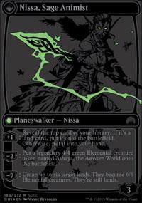 Nissa, Sage Animist - Miscellaneous Promos