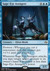 Sage-Eye Avengers - Miscellaneous Promos