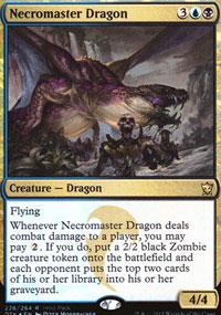 Necromaster Dragon - Miscellaneous Promos
