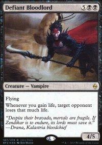 Defiant Bloodlord - Miscellaneous Promos