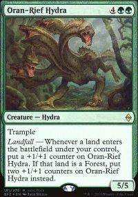 Oran-Rief Hydra - Miscellaneous Promos