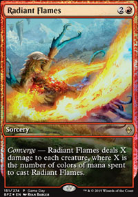 Radiant Flames - Miscellaneous Promos