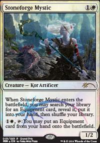Stoneforge Mystic - Miscellaneous Promos