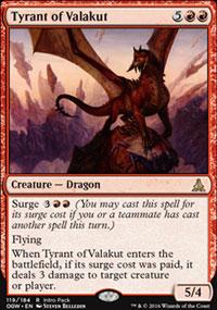 Tyrant of Valakut - Miscellaneous Promos
