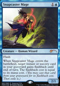 Snapcaster Mage - Miscellaneous Promos
