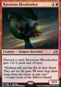 Ravenous Bloodseeker - Miscellaneous Promos