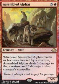 Assembled Alphas - Miscellaneous Promos