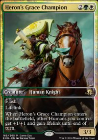 Heron's Grace Champion - Miscellaneous Promos