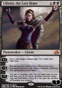 Liliana, the Last Hope - Miscellaneous Promos