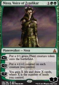 Nissa, Voice of Zendikar - Miscellaneous Promos