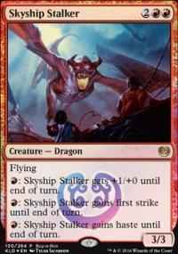Skyship Stalker - Miscellaneous Promos