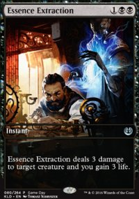 Essence Extraction - Miscellaneous Promos