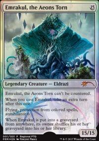 Emrakul, the Aeons Torn - Miscellaneous Promos