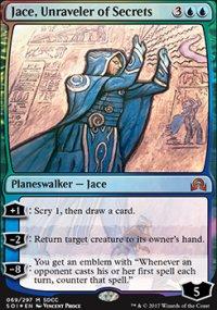 Jace, Unraveler of Secrets - Miscellaneous Promos