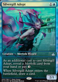 Silvergill Adept - Miscellaneous Promos