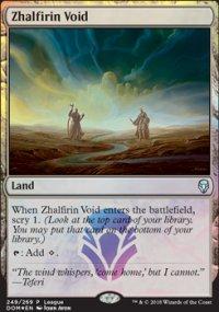 Zhalfirin Void - Miscellaneous Promos