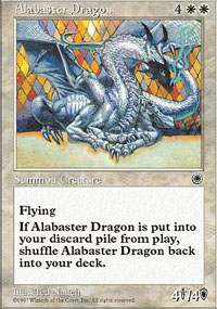 Alabaster Dragon - Portal