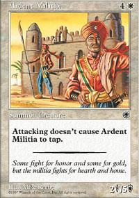 Ardent Militia - Portal