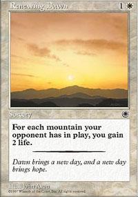 Renewing Dawn - Portal