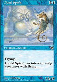 Cloud Spirit - Portal
