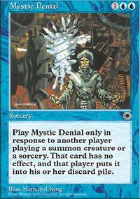 Mystic Denial - Portal