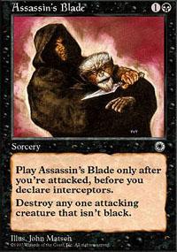 Assassin's Blade - Portal
