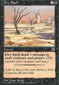 Dry Spell - Portal