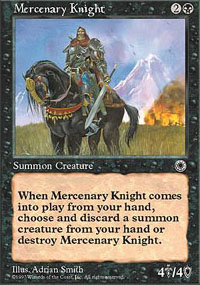 Mercenary Knight - Portal