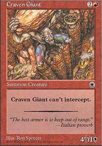 Craven Giant - Portal