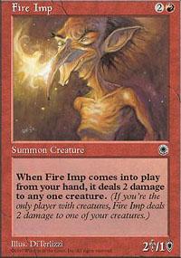 Fire Imp - Portal