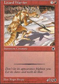 Lizard Warrior - Portal