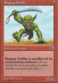 Raging Goblin 1 - Portal