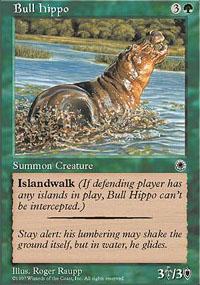 Bull Hippo - Portal