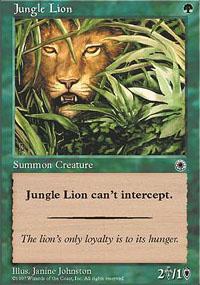 Jungle Lion - Portal