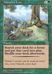 Nature's Lore - Portal