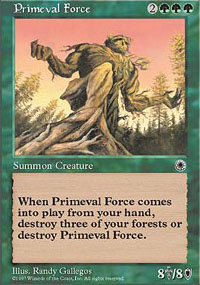 Primeval Force - Portal