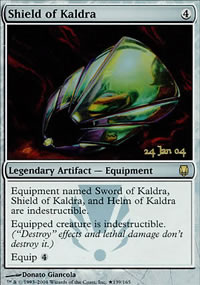 Shield of Kaldra - Prerelease