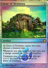 Door of Destinies - Prerelease