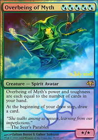 Overbeing of Myth - Prerelease