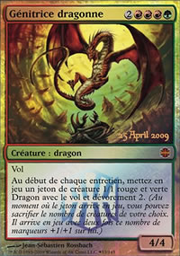 Dragon Broodmother - Prerelease