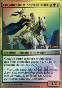 Knight of New Alara - Prerelease